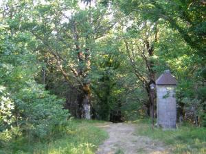 Camino ermita Otsagabia